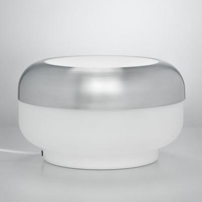 Corona Tischleuchte   Aluminium