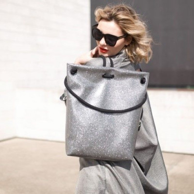 Backpack Cosmo | Silver
