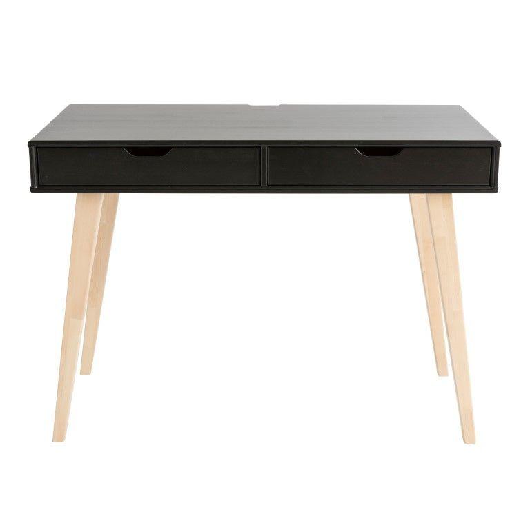 Schreibtisch Kolo   Schwarz