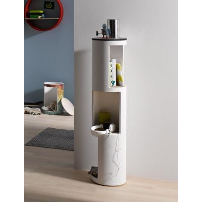 Tower Rack   White