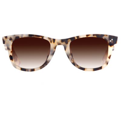 Charles Sunglasses   Matte Oyster