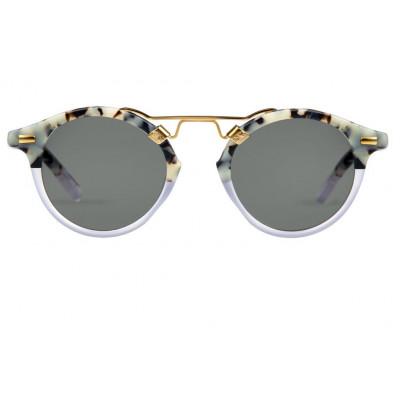 St. Louis Sunglasses   Matte au Lait Clair