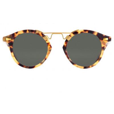 St. Louis Sunglasses   Matte Tokyo Tortoise
