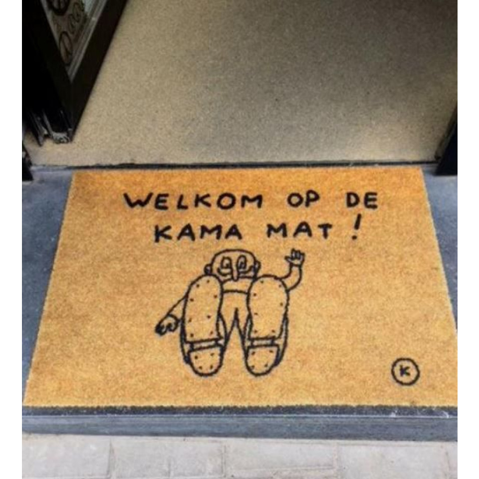 Fococo Doormat | KAMA 006-40 x 60 cm
