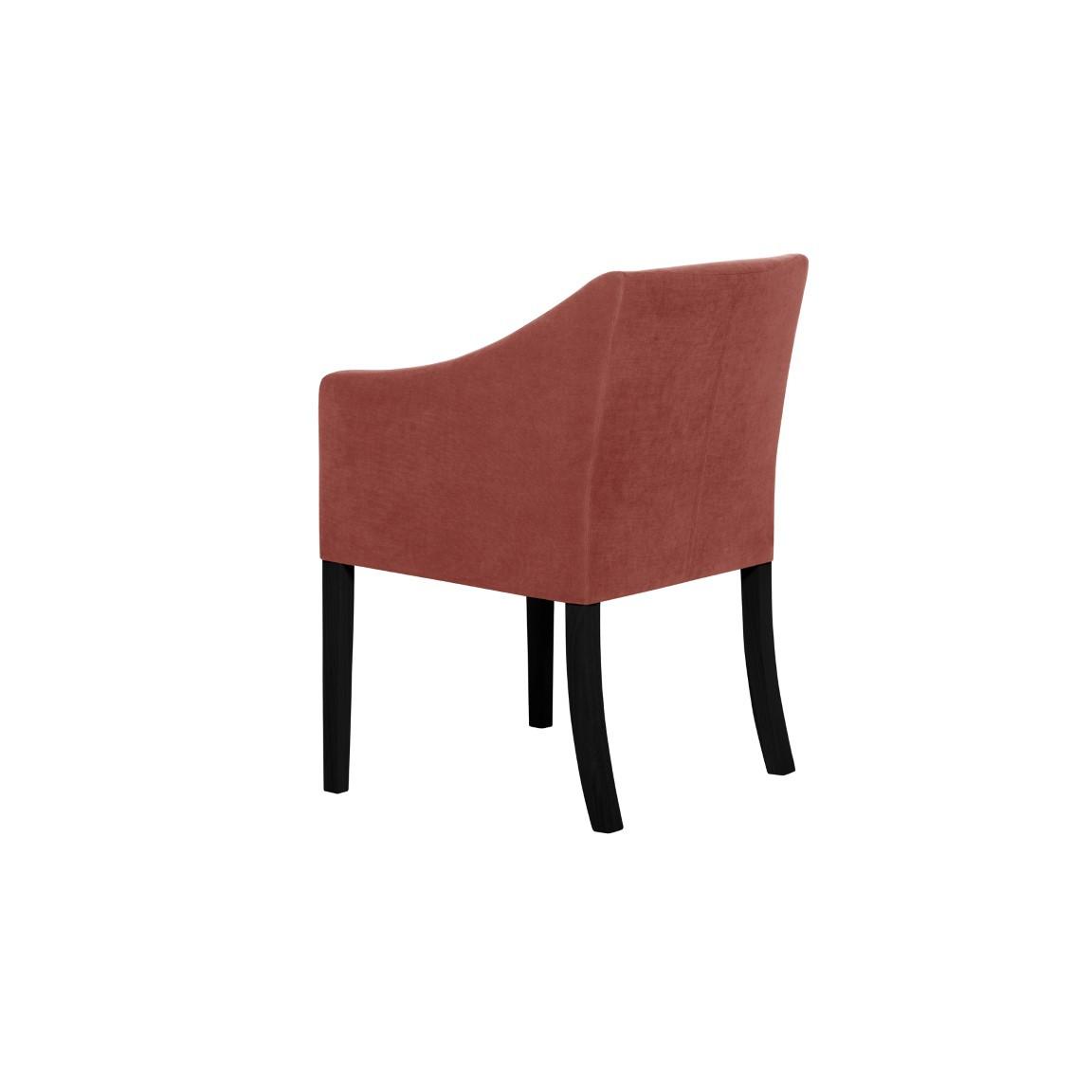 2er-Set Esszimmerstühlen Illusion | Korallenrot