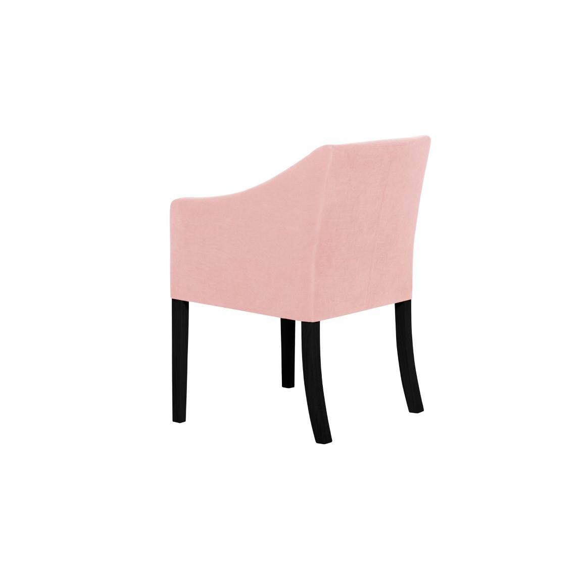 Chaise à Manger Illusion   Rose