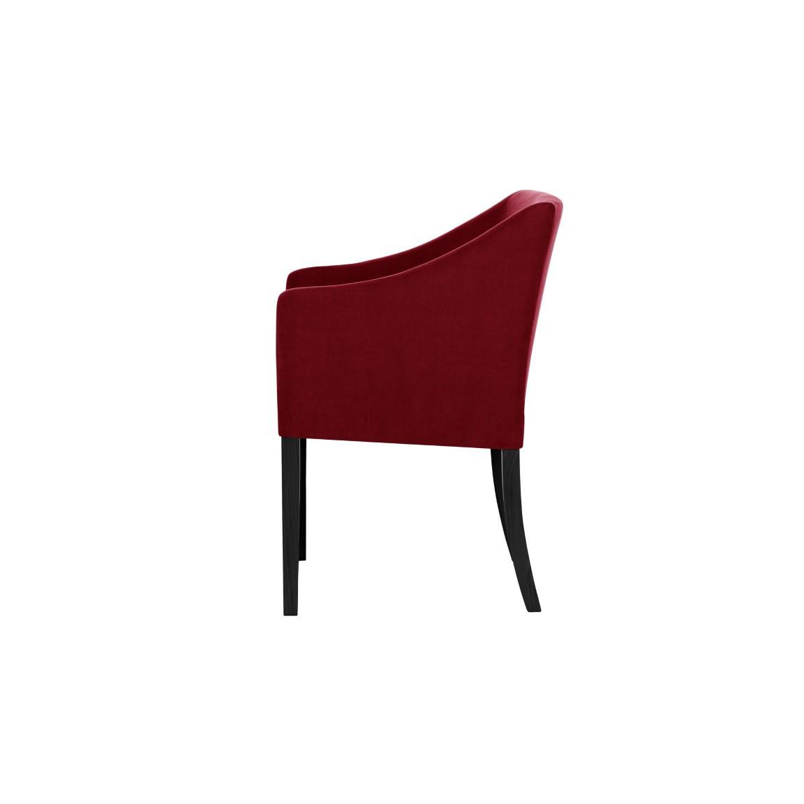 2er-Set Esszimmerstühlen Illusion   Rot
