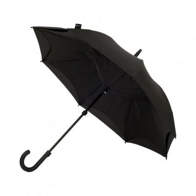 Black Umbrella    Curved