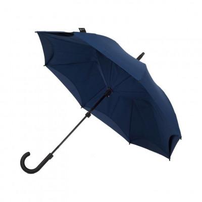 Deep Blue Umbrella    Curved