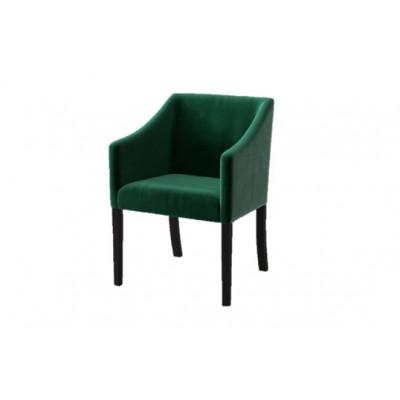 Dining Chair Illusion Velvet | Green