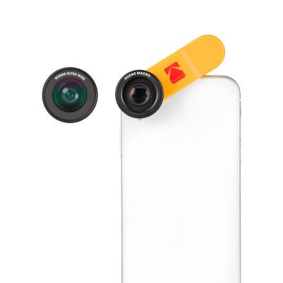 Smartphone 2-in-1 Lens Set | Ultra Wide + Macro