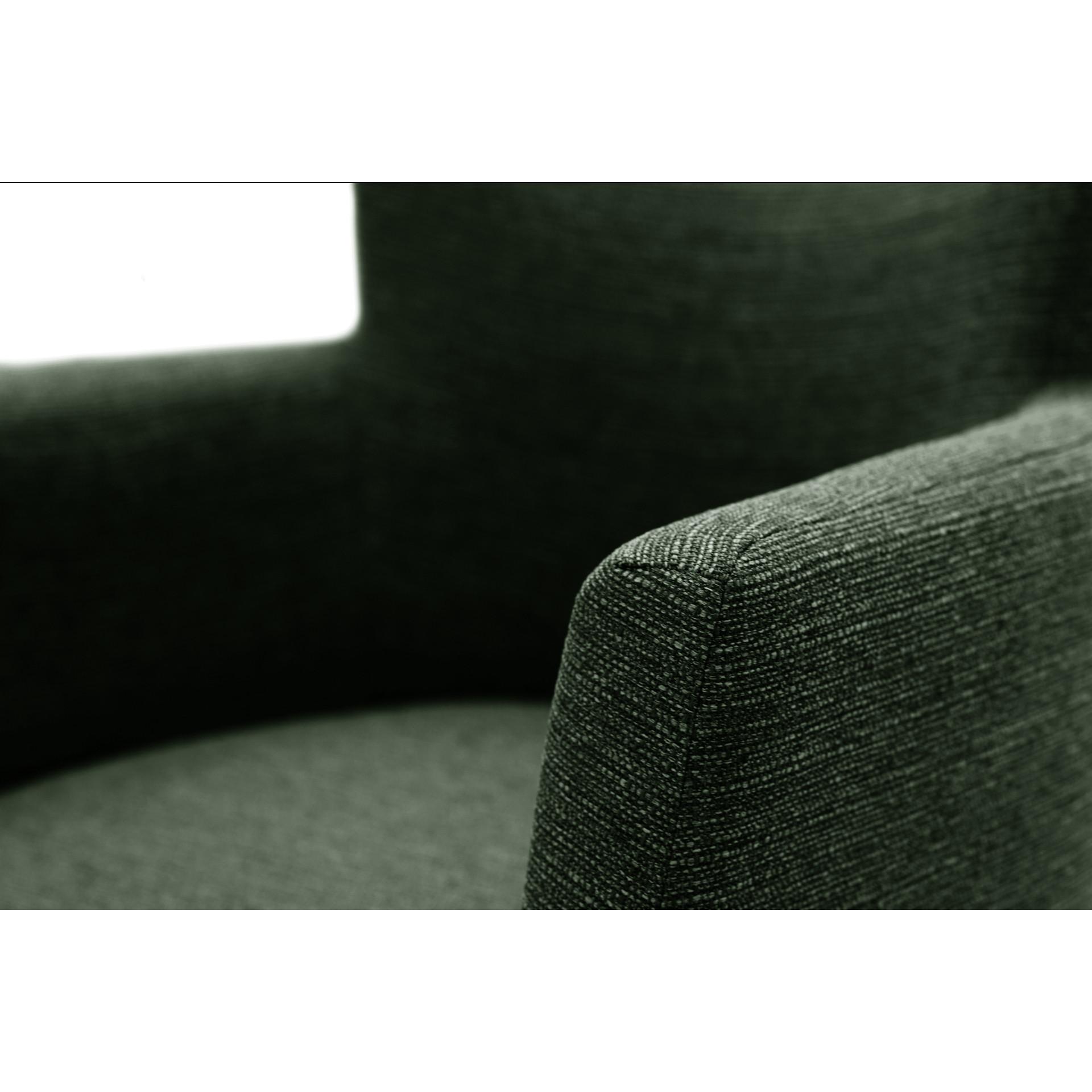 Chaises Billie Set de 2 | Vert