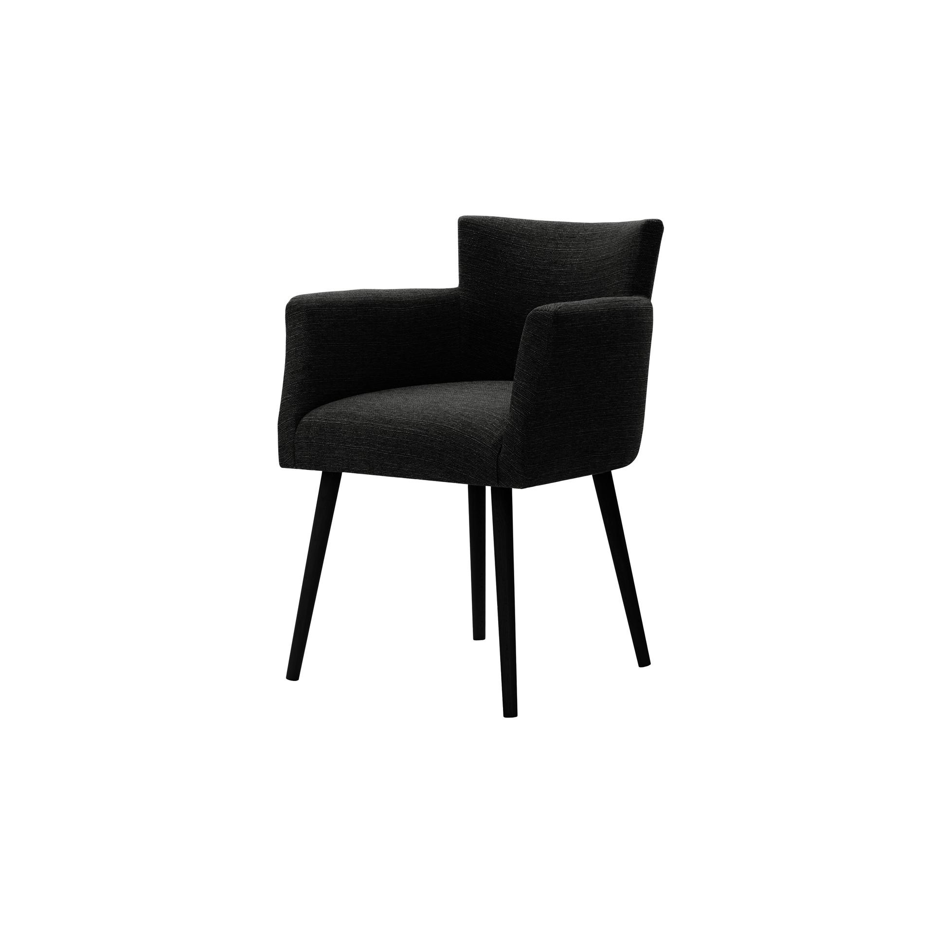 Chaise Billie | Noir