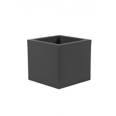 Vase Kubo 40 | Grau