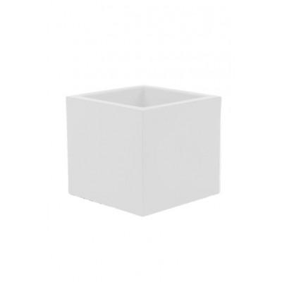 Vase Kubo 40 | Weiß