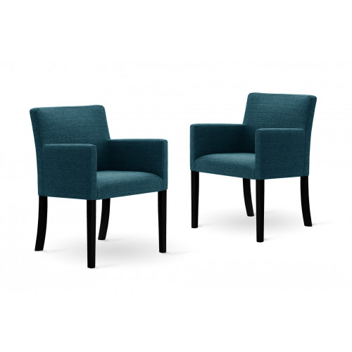 Set de 2 Chaises Escape | Turquoise