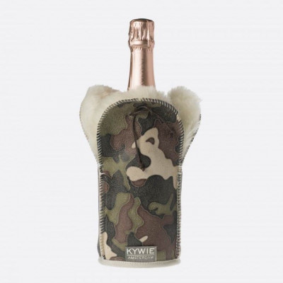 Durable Champagne coolers Of Wool   Camo