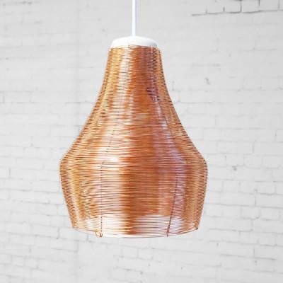 Copper Lamp | Tall