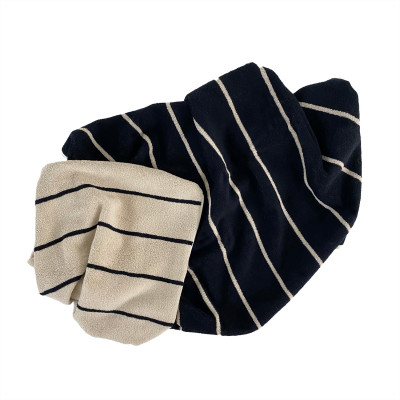 Handtuch Raita | Lehm Medium