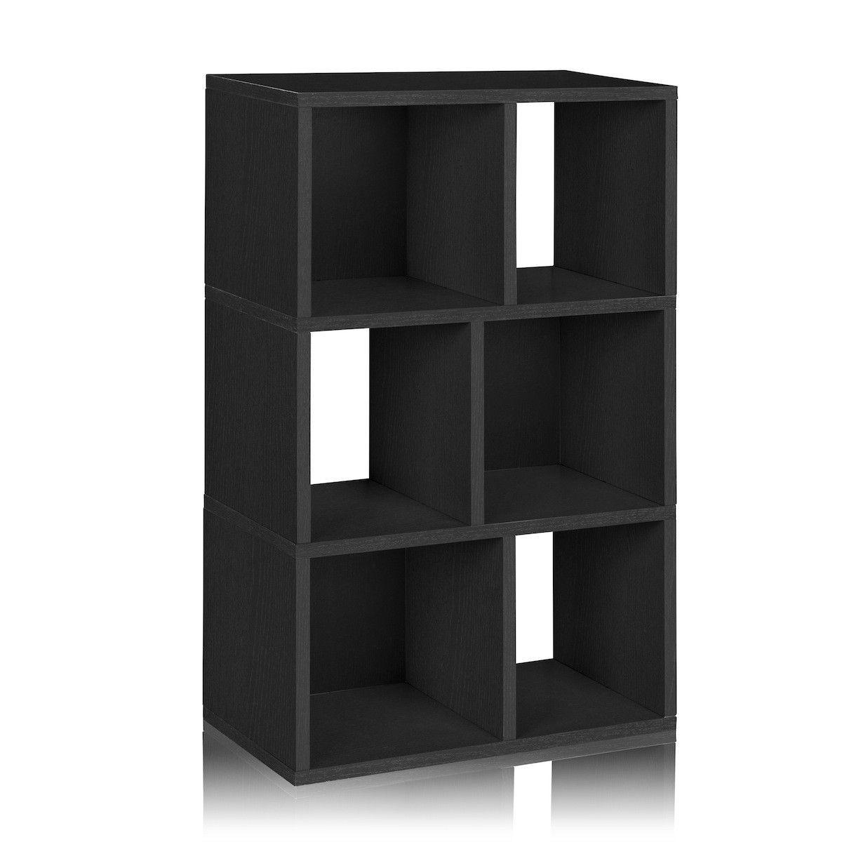 Laguna Bookshelf   Black