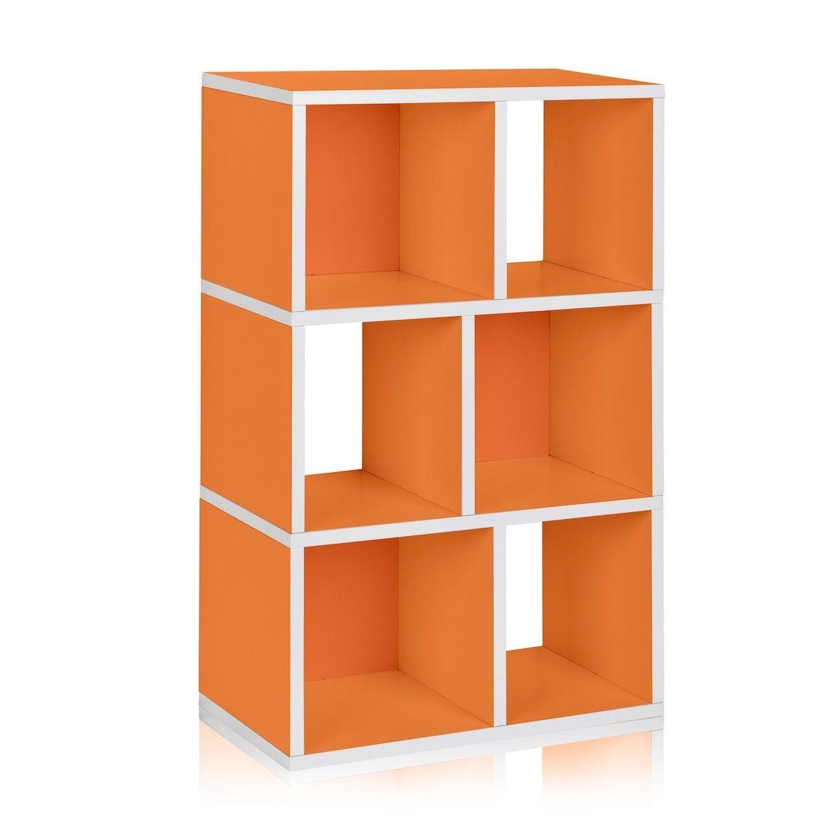 Laguna Bookshelf | Orange