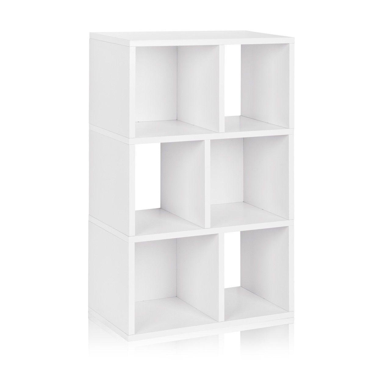 Laguna Bookshelf | White