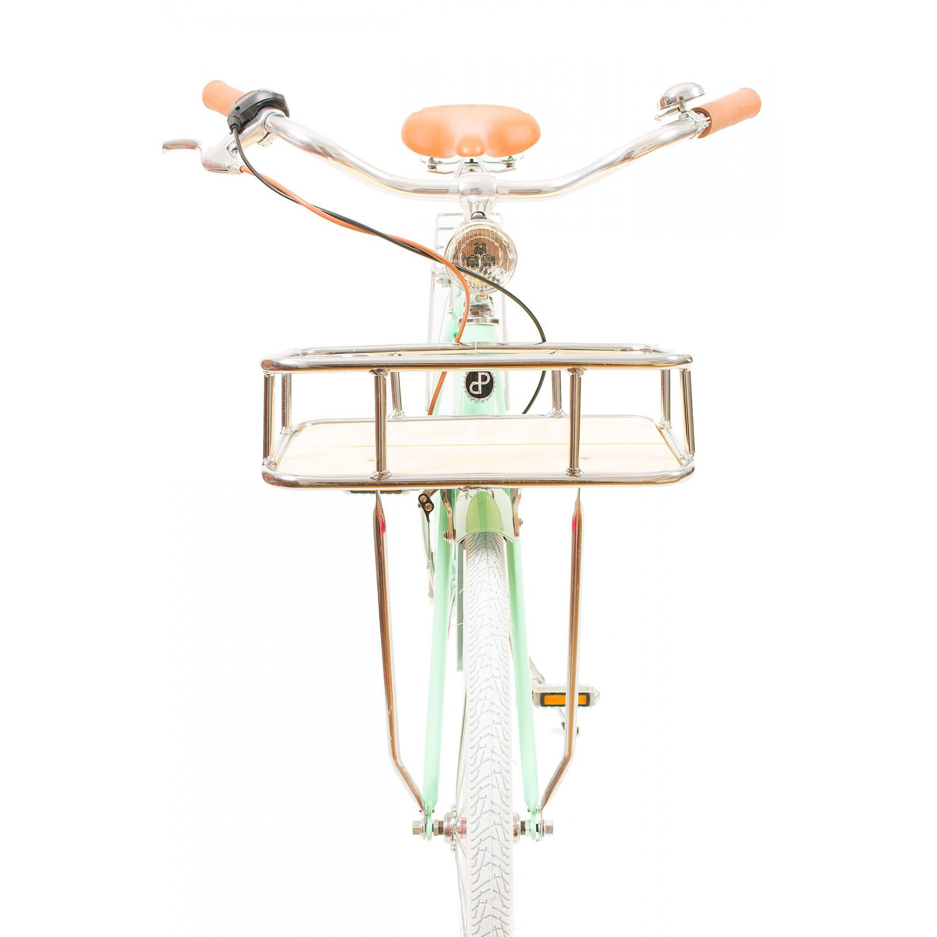 Polka City Bike For Ladies | Mint