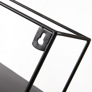 Wall Shelf Nils | Black