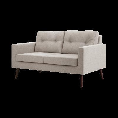 2-Sitzer-Sofa Biber   Beige