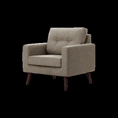 1-Sitzer-Sofa Biber   Taupe