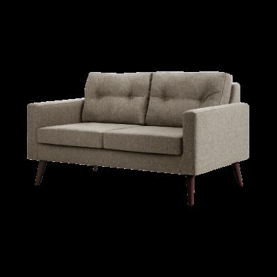 2-Sitzer-Sofa Biber   Taupe