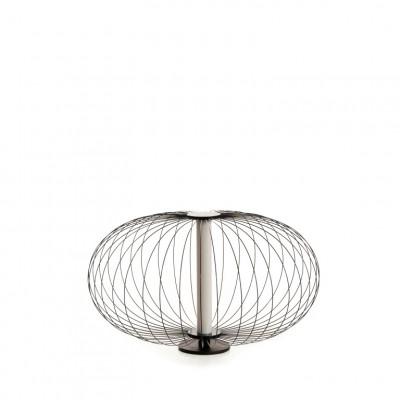 LED-Tischlampe LA140N | Weiß und Schwarz