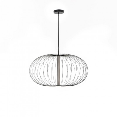 LED-Pendelleuchte LA142N | Schwarz