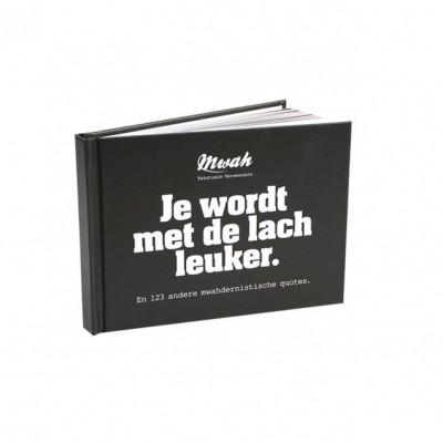 Booklet | Je wordt met de lach leuker