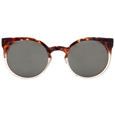Sonnenbrille Lady in Satin   Schildkröte & Transparent