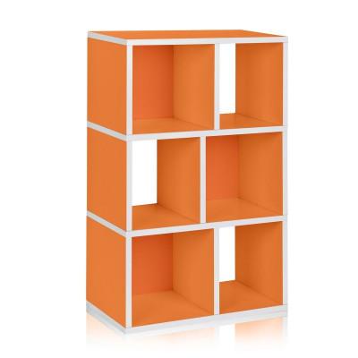 Laguna-Bücherregal | Orange
