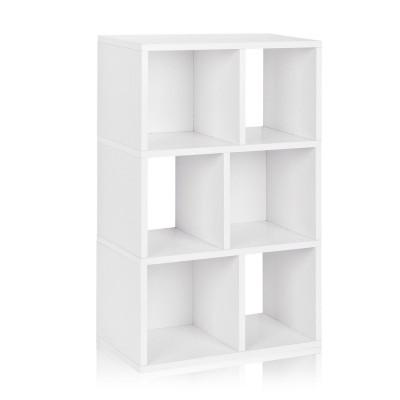 Laguna-Bücherregal | Weiß