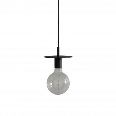La Lampe Pendelleuchte Free | Schwarz