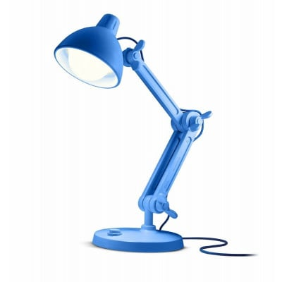 Lummel Lampe   Blau