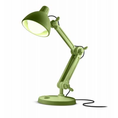 Lummel Lampe   Grün