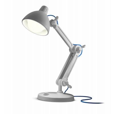 Lummel Lampe   Grau