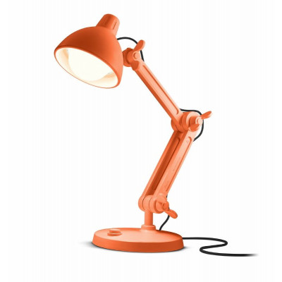 Lummel Lampe   Orange