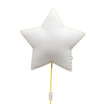 Wall Lamp Star | Yellow