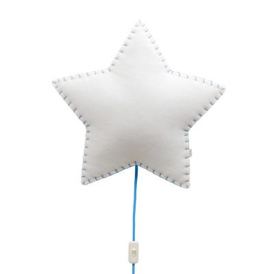 Wall Lamp Star | Blue