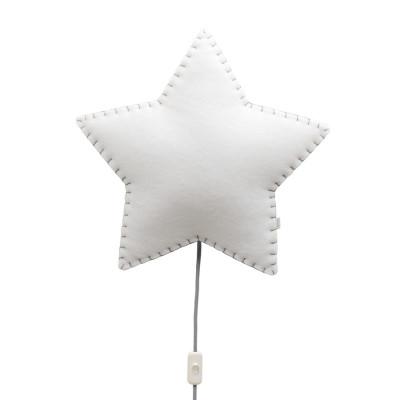 Wall Lamp Star | Grey