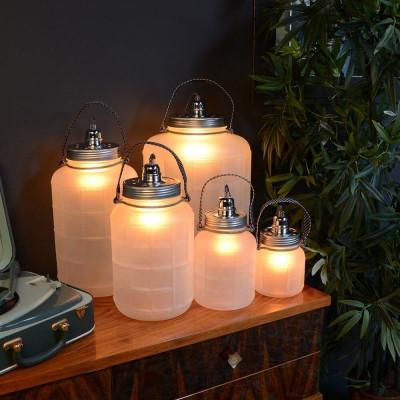 Jar Light | Mat