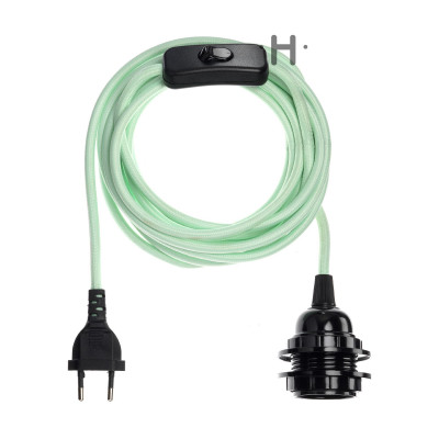 Bala Power Cord   Mint Green