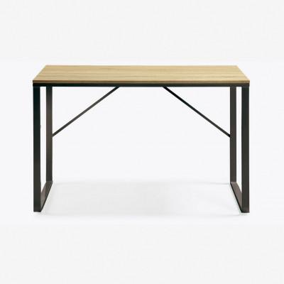 Schreibtisch Landi | Schwarznuss