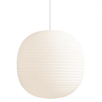 Lantern Pendelleuchte Ø40 | Weiß