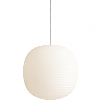 Lantern Pendelleuchte Ø30 | Weiß